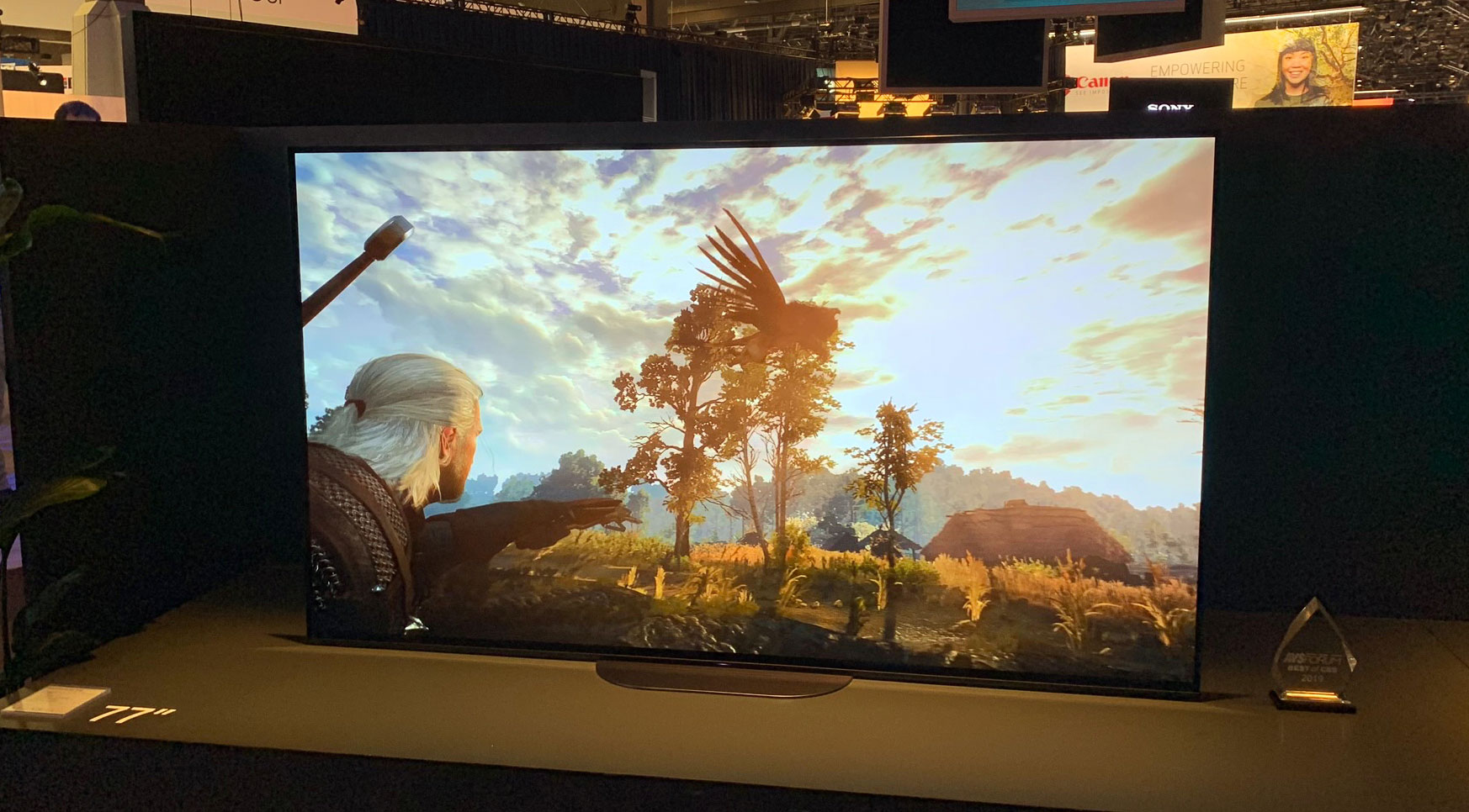 Hands-on with Sony's 2019 8K and 4K TVs - FlatpanelsHD