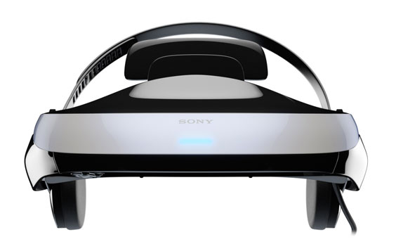 Sony Personal 3D Viewer review