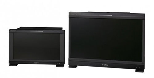 Sony's new Trimaster OLED monitors