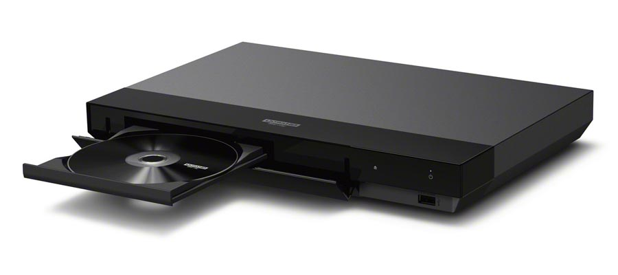 Sony adds affordable UBP-X500 UHD Blu-ray player to line-up