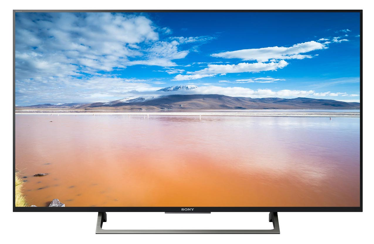 sony 2017 tv line up full overview with prices. Black Bedroom Furniture Sets. Home Design Ideas