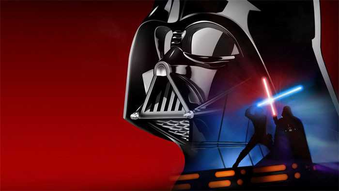 Star Wars digital HD