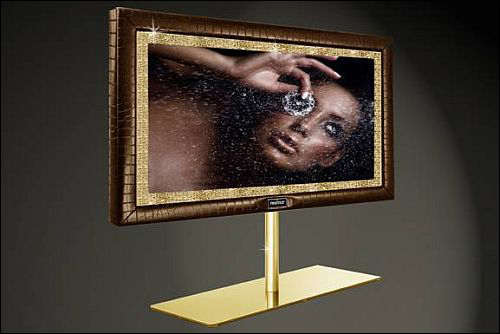 The World S Most Expensive Tv Is 55 Inches Flatpanelshd