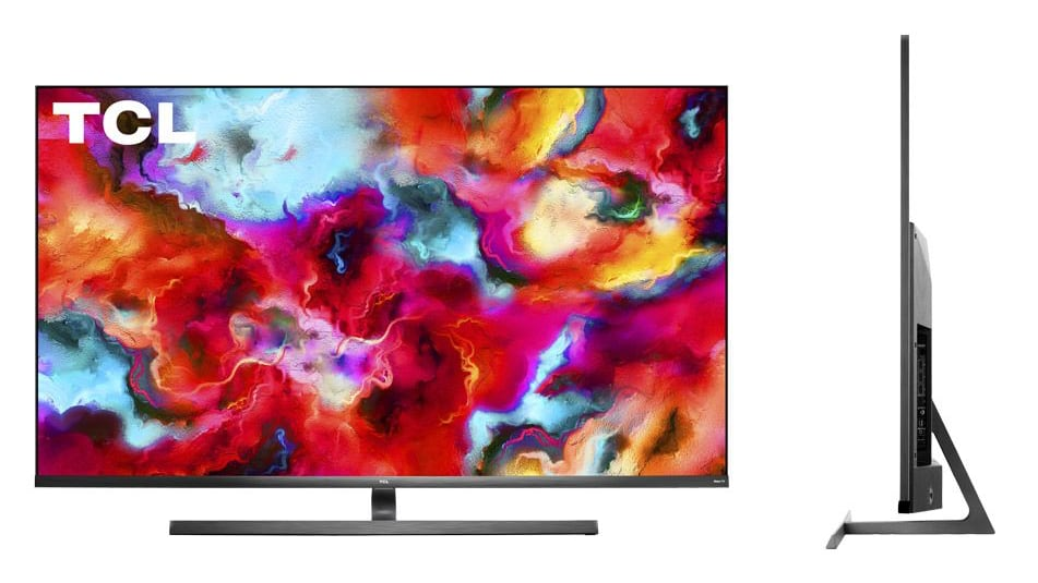 TCL 8-series 4K miniLED LCD TVs