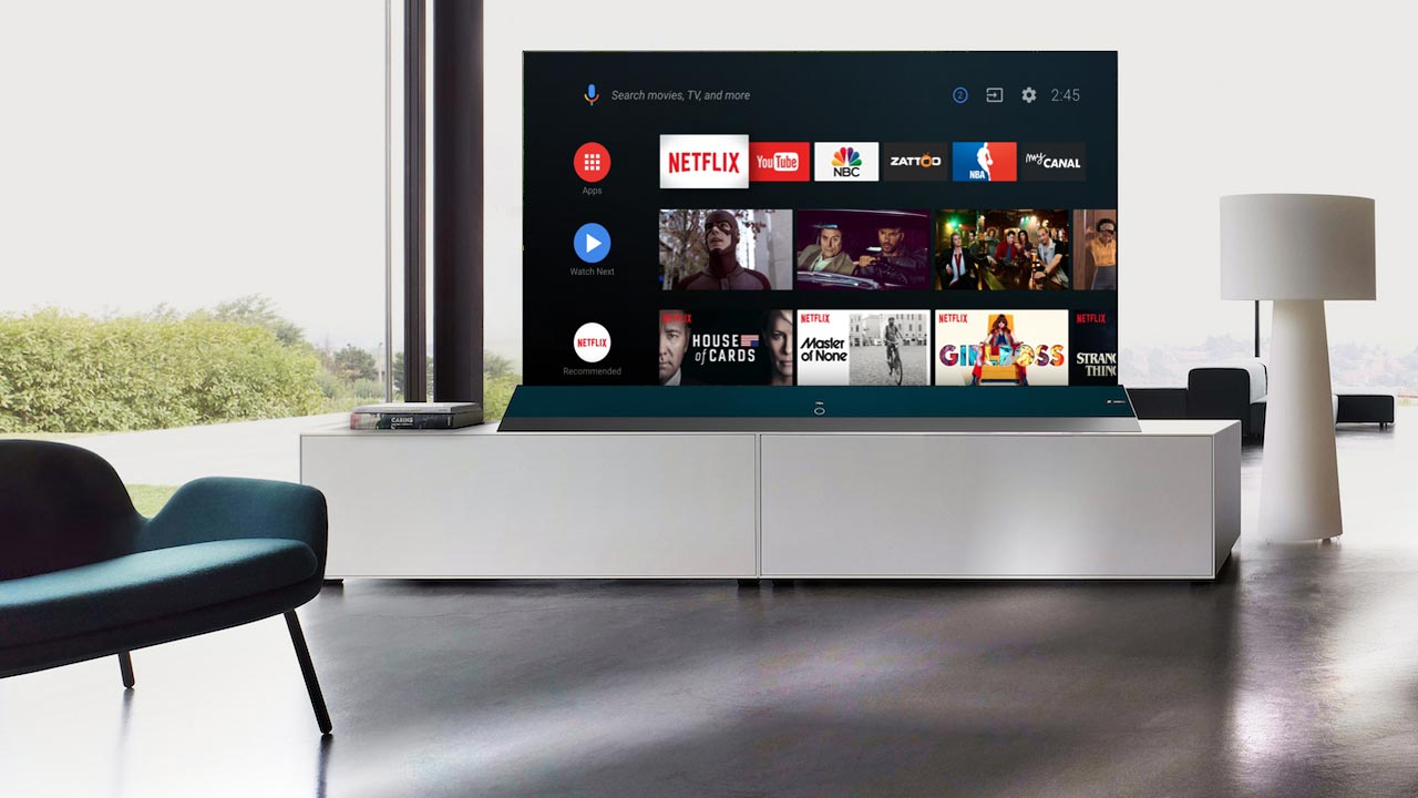 Android TV will soon get yet another redesign - FlatpanelsHD