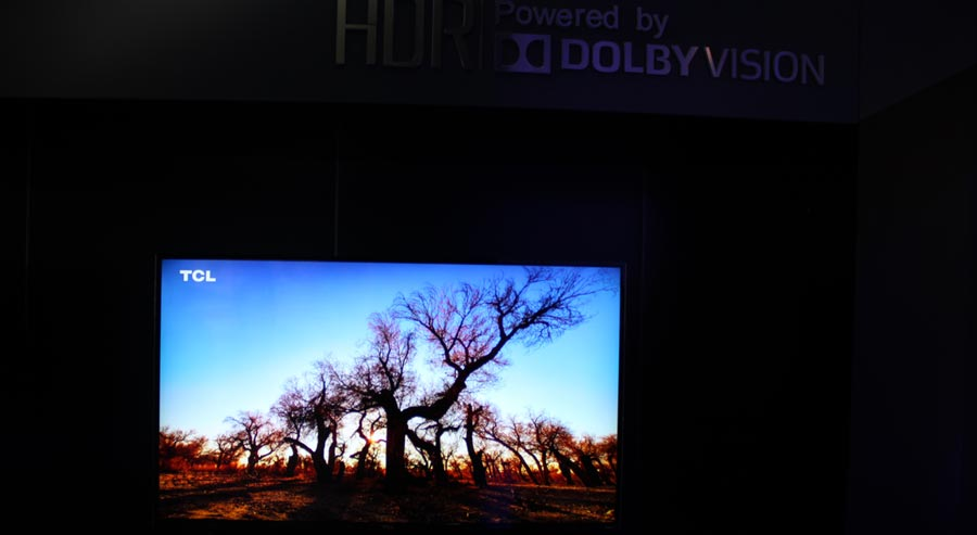 TCL Dolby Vision