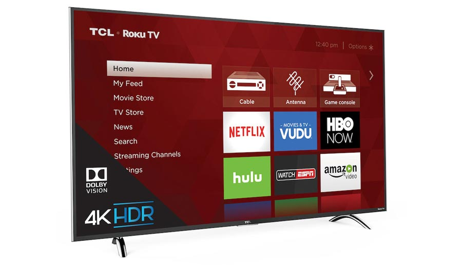 TCL Roku TV with Dolby Vision