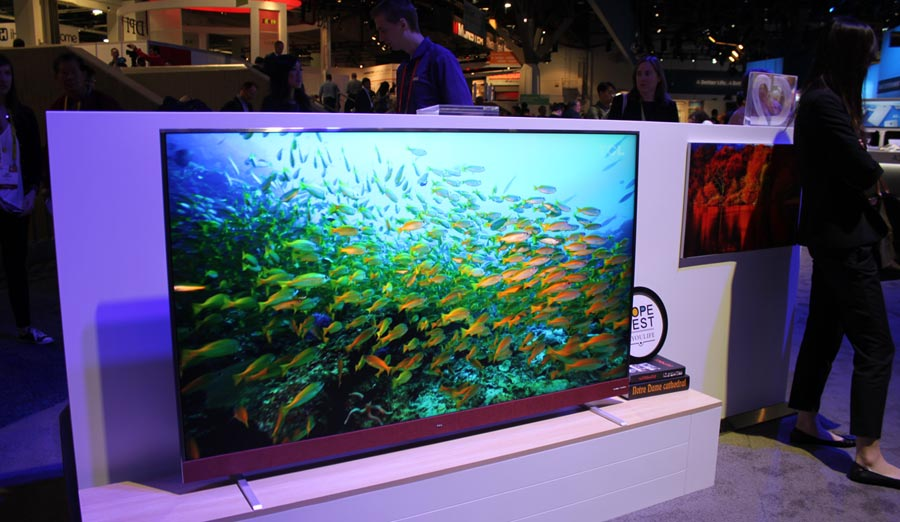 TCL's flat X2 and curved X3 will feature Dolby Vision - FlatpanelsHD