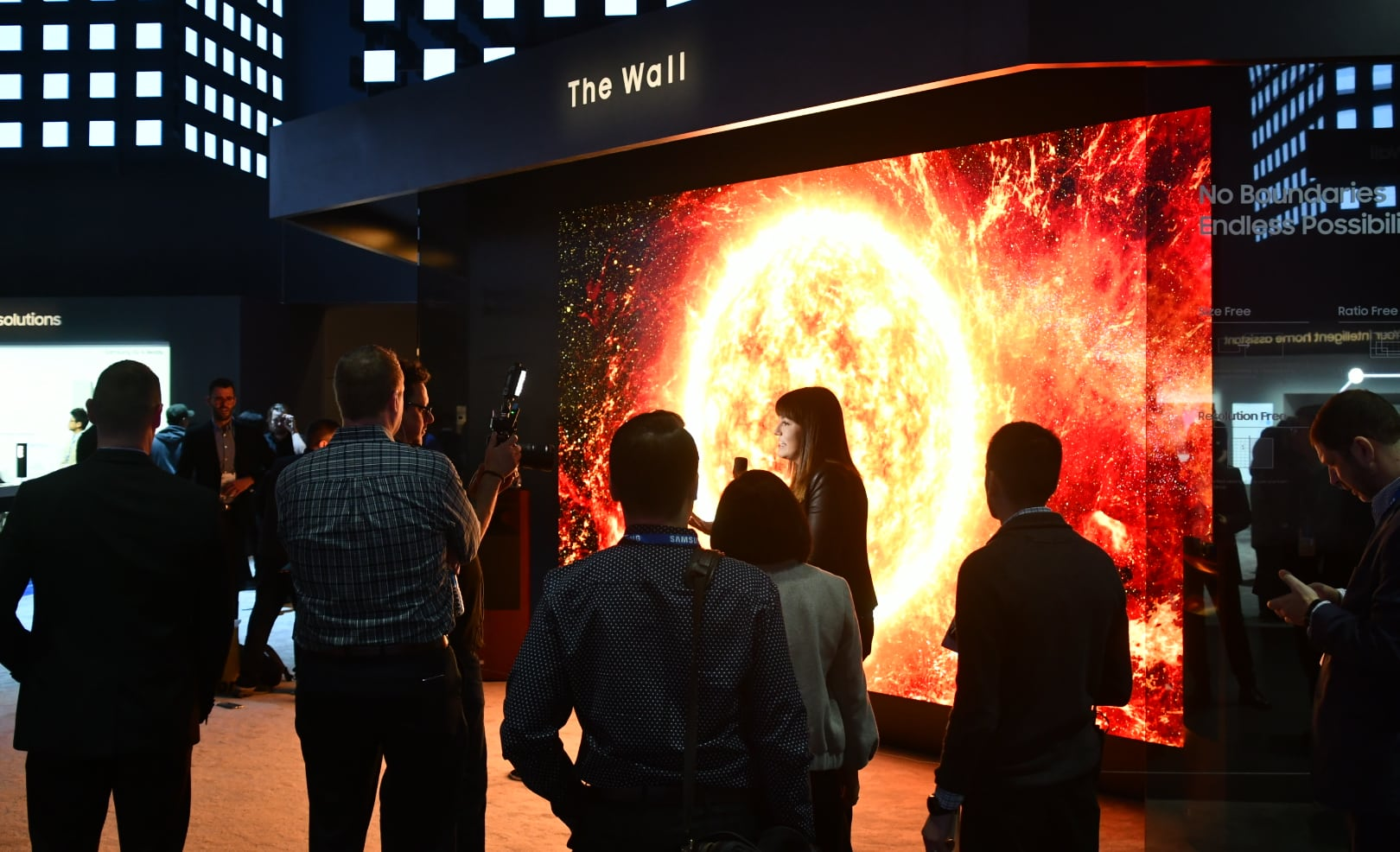 Samsung will launch 'The Wall Luxury' microLED displays in