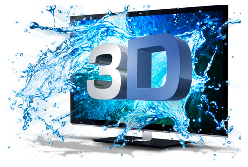 Toshiba glasses-free 3D TV