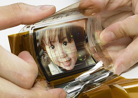 Toshiba shelves OLED production for now
