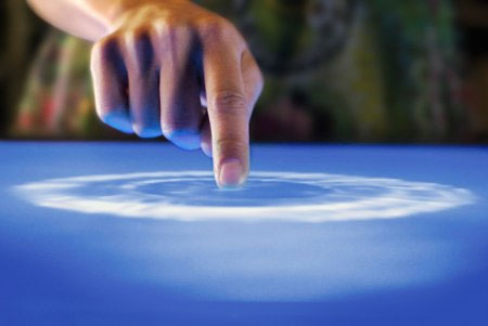 Microsoft wants to make touch screens much faster
