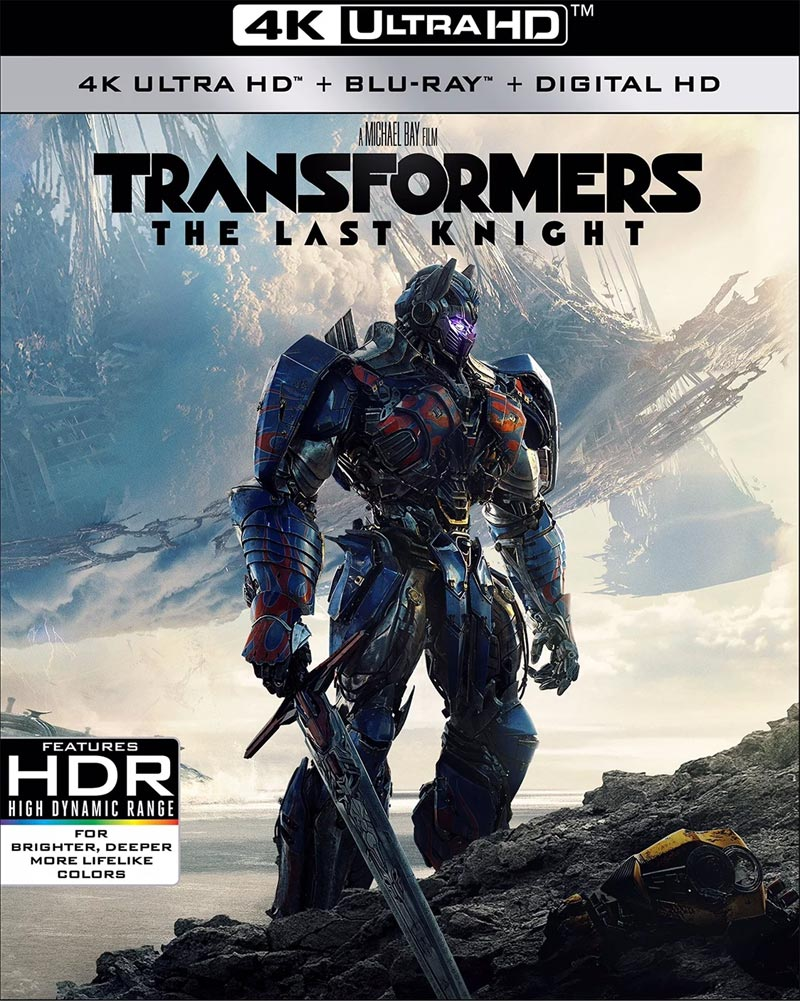 Transformers: The Last Knight' is Paramount's first Dolby