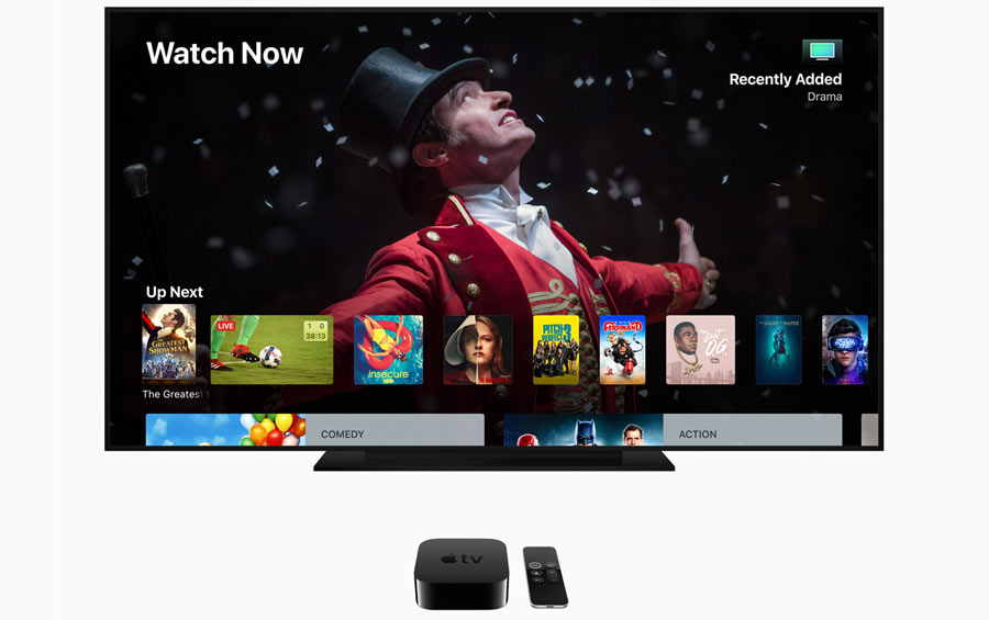 Apple TV – tvOS 12