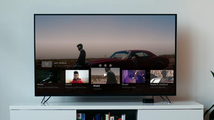 Vevo Apple TV