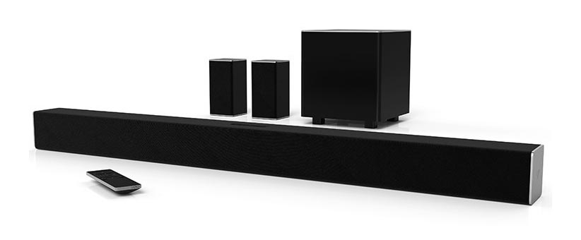 Vizio S New 2017 Soundbars Have Chromecast Built In