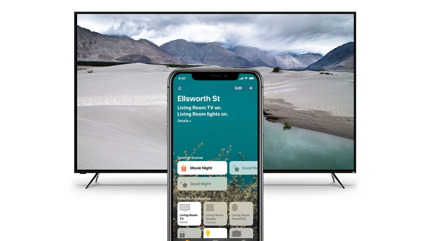 Airplay 2 & HomeKit TV