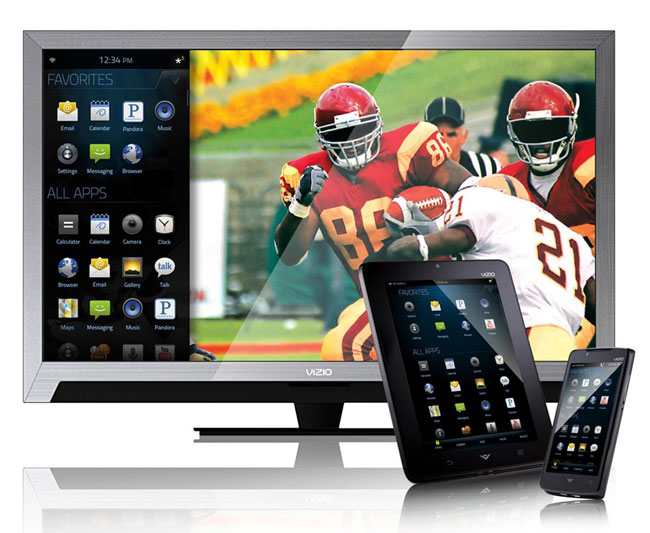 Control your TV with your smartphone � especially handy if you want to use the Smart TV features