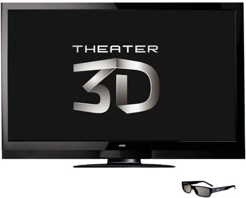 Vizio Theater 3D