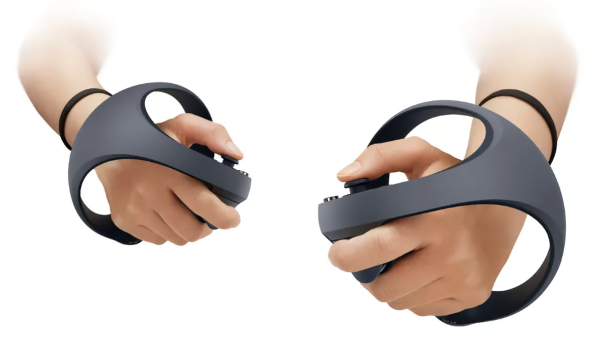 VR controller for PS5